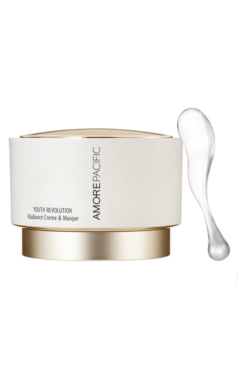 AMOREPACIFIC Youth Revolution Radiance Creme & Masque, Main, color, NO COLOR