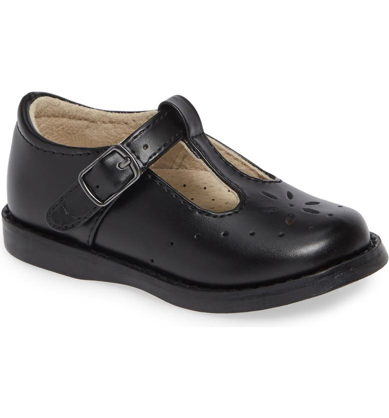 FOOTMATES Sherry Mary Jane, Main, color, BLACK