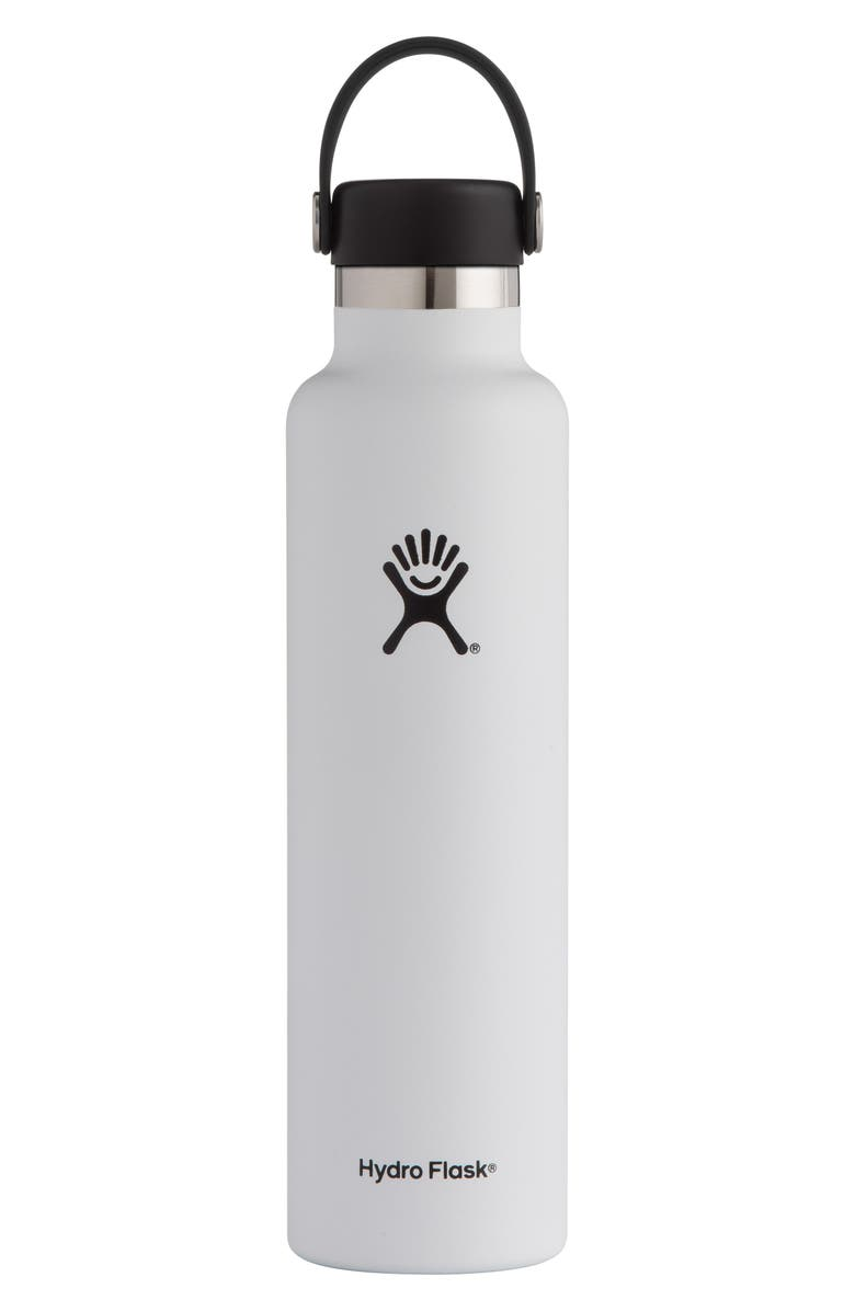 24-Ounce Standard Mouth Bottle, Main, color, WHITE