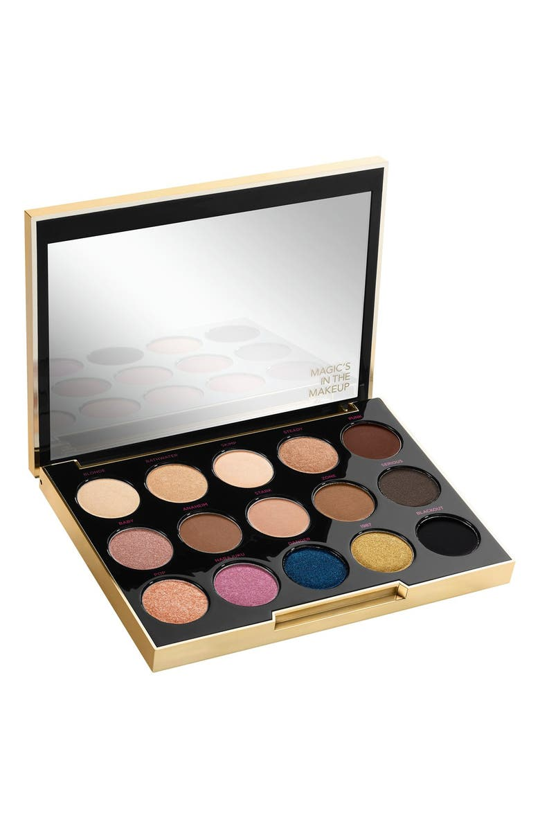 URBAN DECAY UD x Gwen Stefani Eyeshadow Palette, Main, color, 000