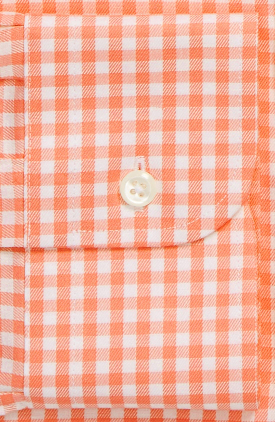,                             Traditional Fit Non-Iron Gingham Dress Shirt,                             Alternate thumbnail 78, color,                             800