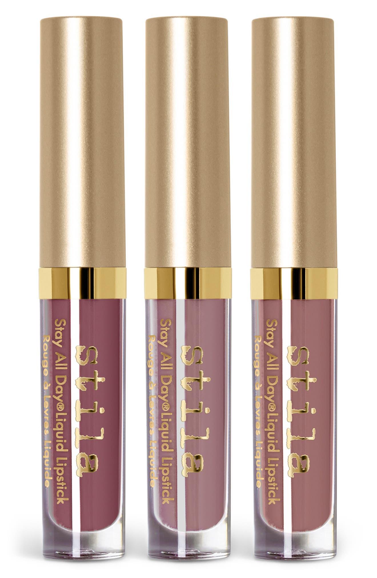 Bold & Bare Stay All Day® Liquid Lipstick Set-$36 Value   Nordstrom