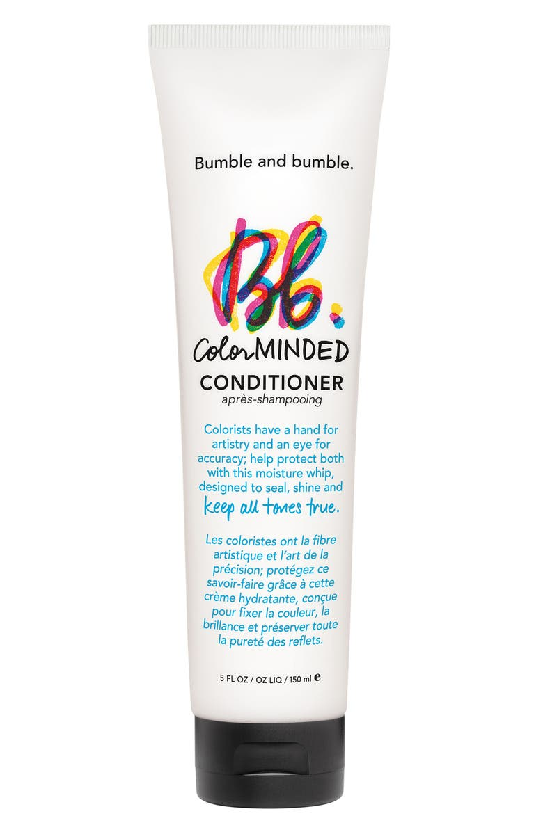 BUMBLE AND BUMBLE. Color Minded Conditioner, Main, color, 000