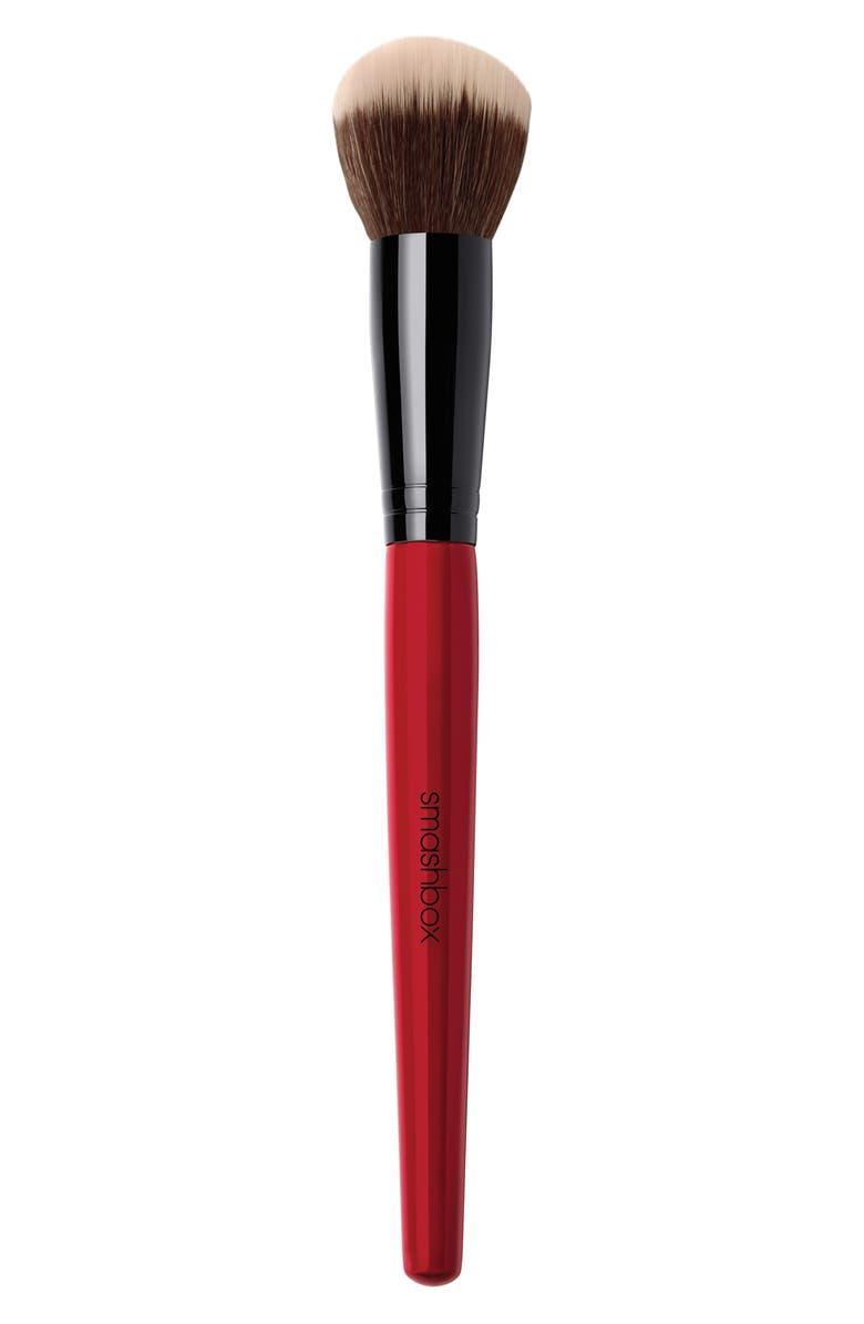 SMASHBOX Blurring Foundation Brush, Main, color, 000