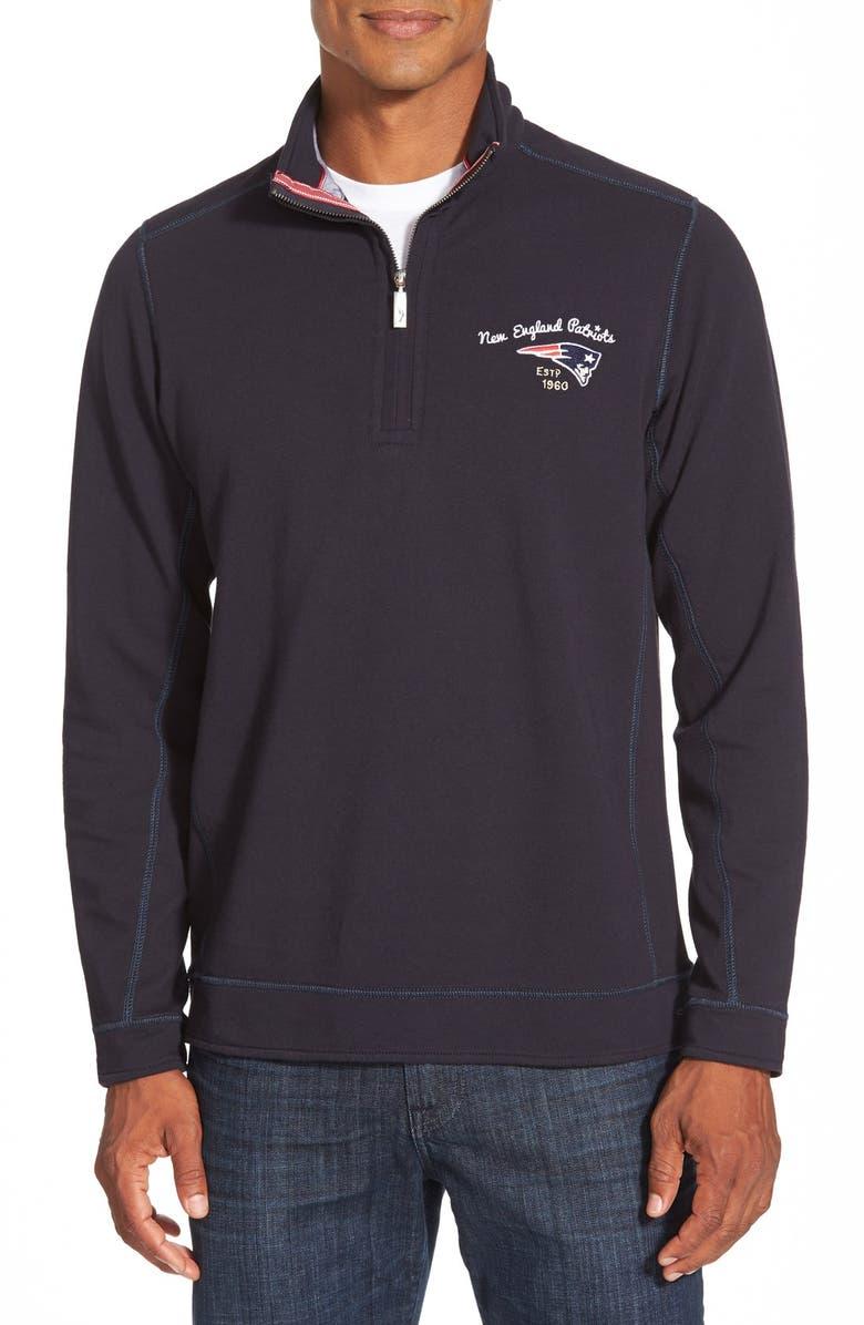 6b35e956 'Ben & Terry - Pittsburgh Steelers' Half Zip Pullover Sweatshirt, Main,  color '