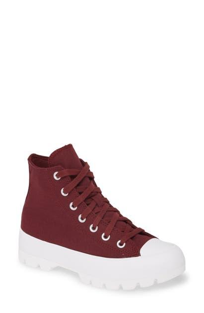 converse chuck taylor boot