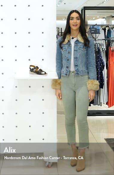 Caslon Carmella Slingback Sandal, sales video thumbnail