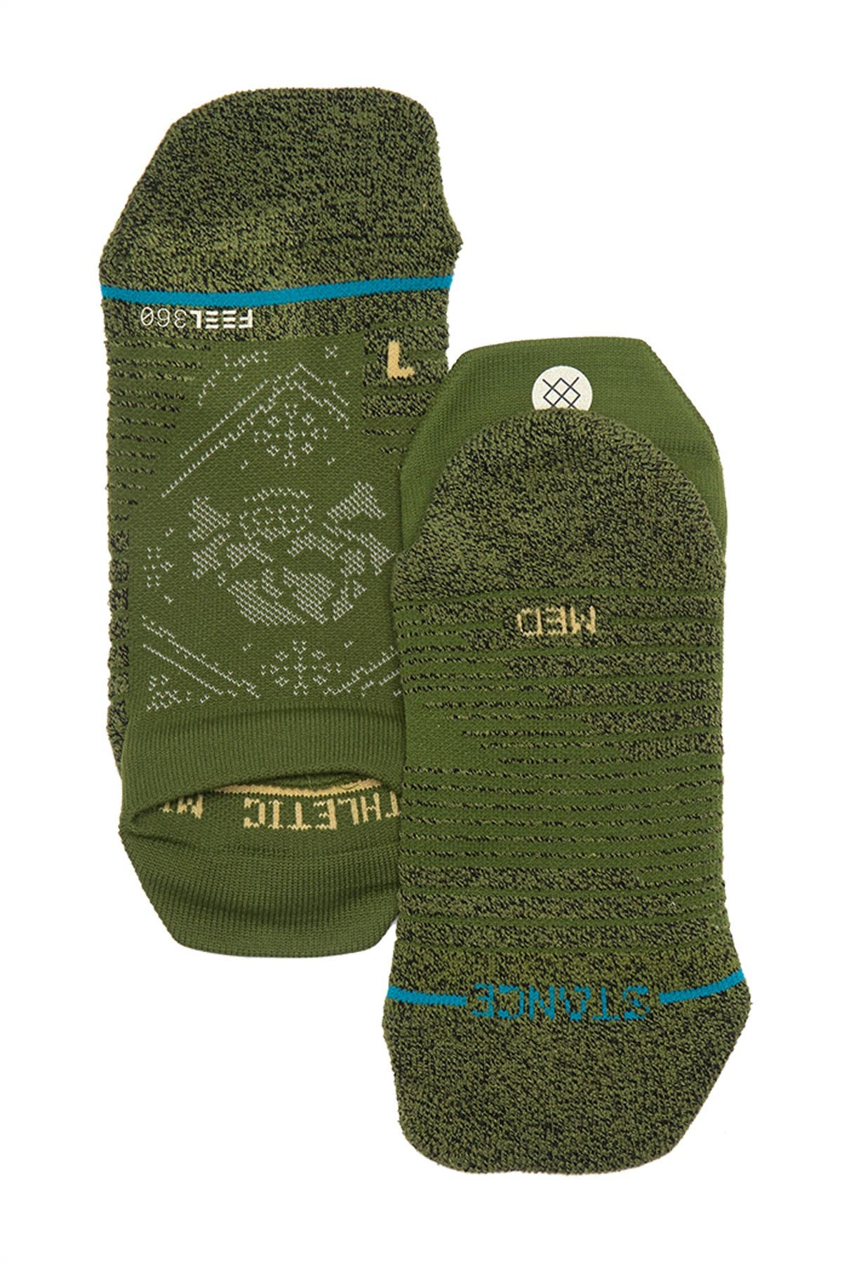 Image of Stance Skulldana Tab Low Cut Socks