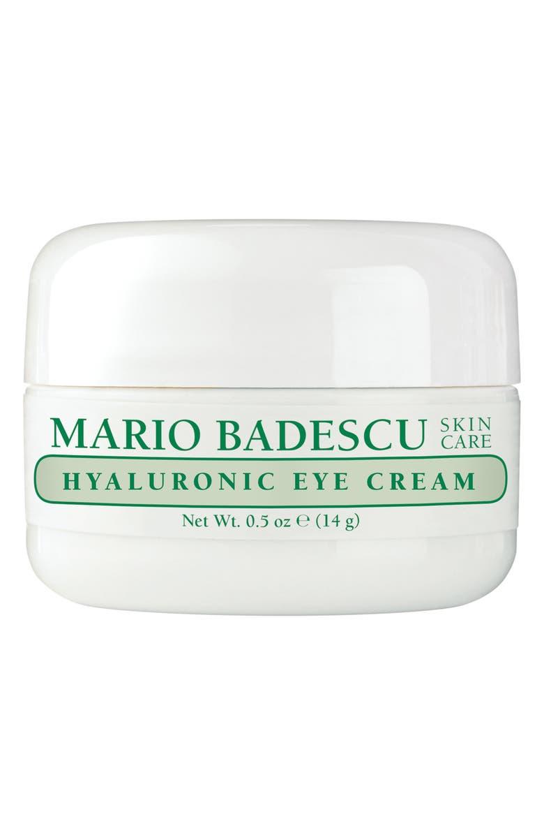 MARIO BADESCU Hyaluronic Eye Cream, Main, color, NO COLOR