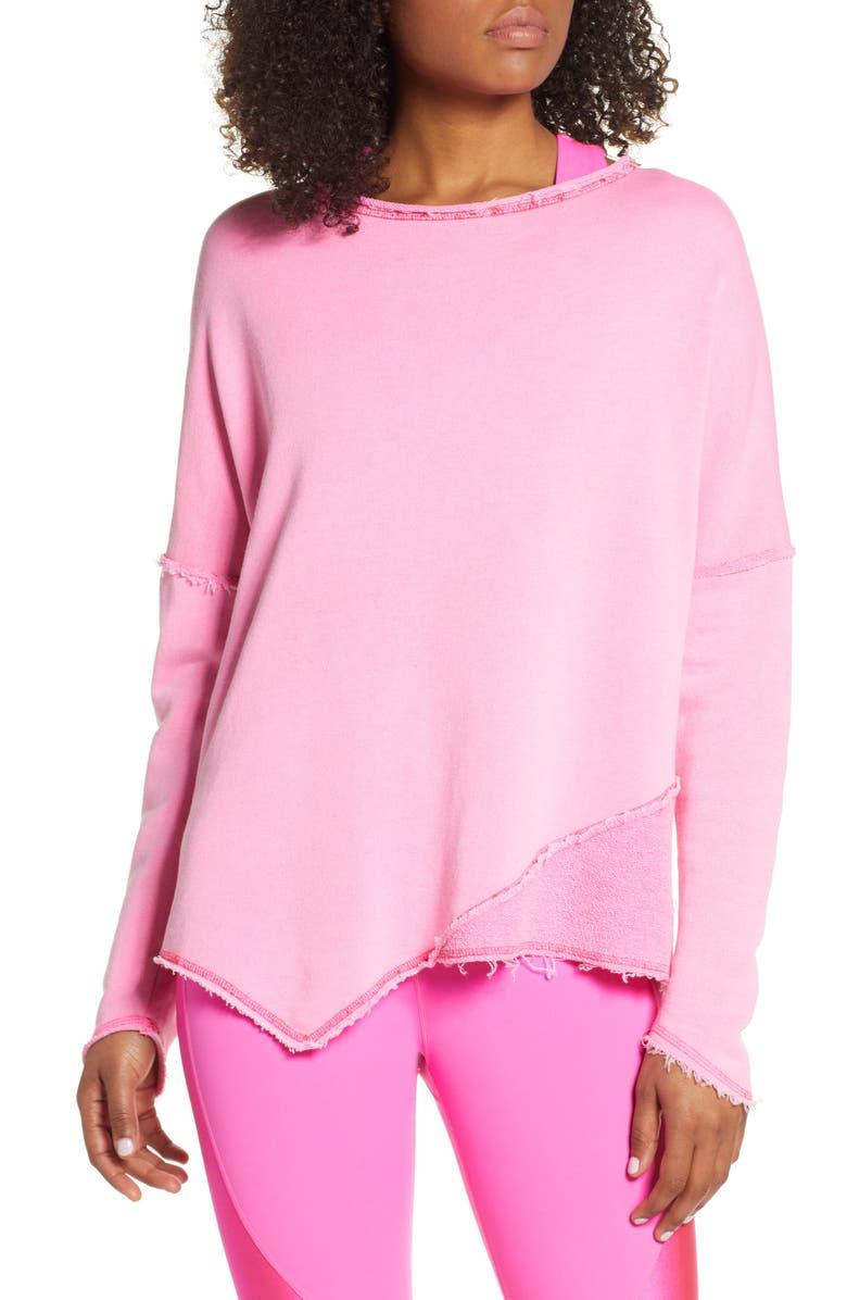 ALALA Exhale Sweatshirt, Main, color, 650