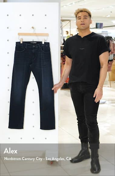 Zach Straight Fit Jeans, sales video thumbnail