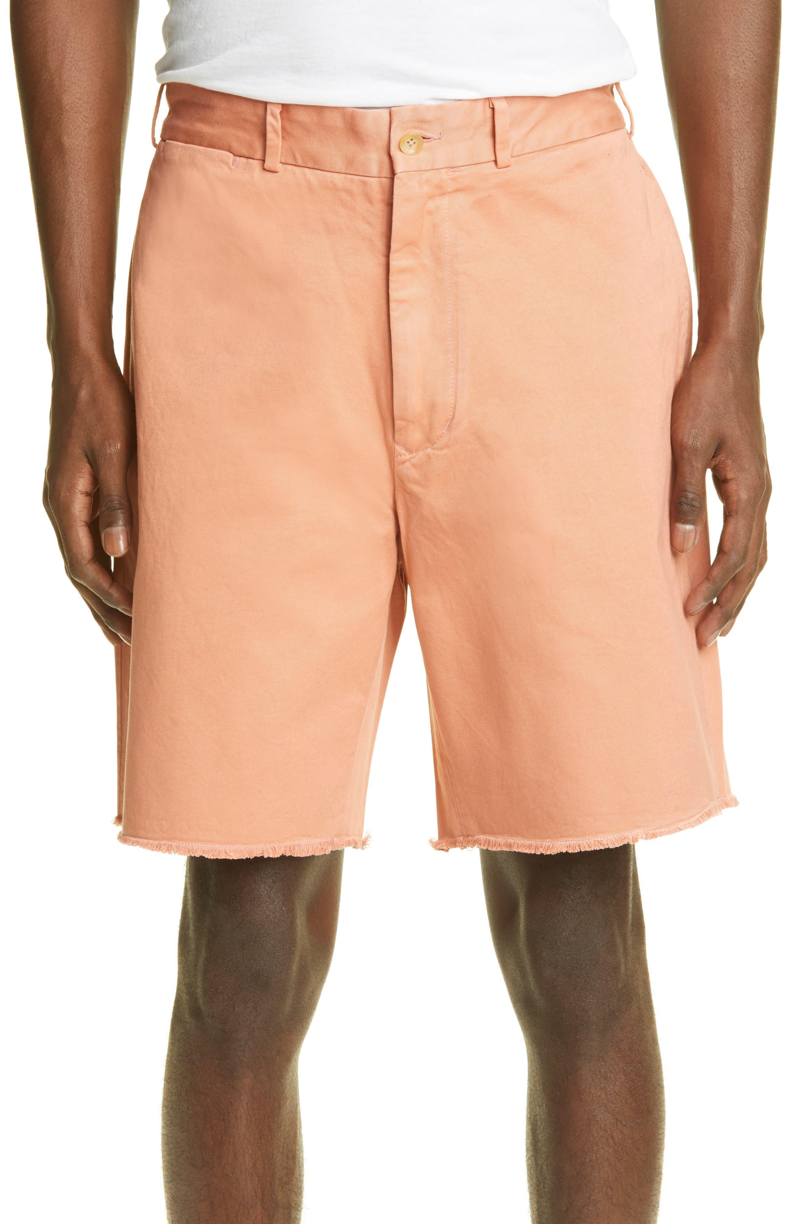 Cutoff Chino Shorts