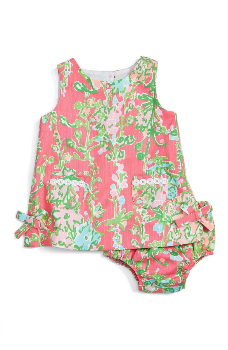 0a2b453e69a9c3 Lilly Pulitzer® 'Baby Lilly' Shift Dress (Baby Girls) | Nordstrom