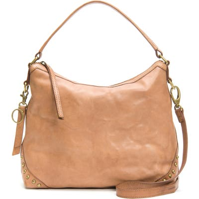 Frye And Co Odessa Leather Hobo - Brown