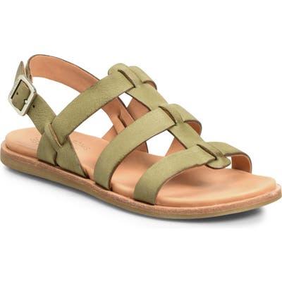 Kork-Ease Yoga Sandal, Green