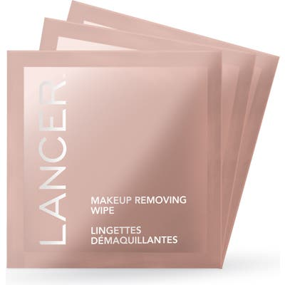 Lancer Skincare Makeup Removing Wipes -