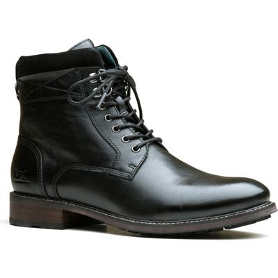 Rodd & Gunn Trentham Plain Toe Boot, Black