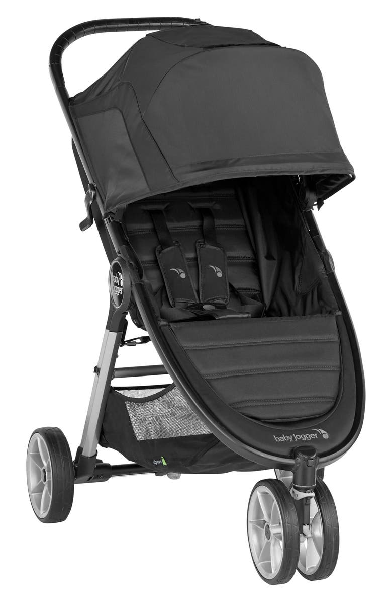 BABY JOGGER City Mini<sup>®</sup> 2 Stroller, Main, color, JET
