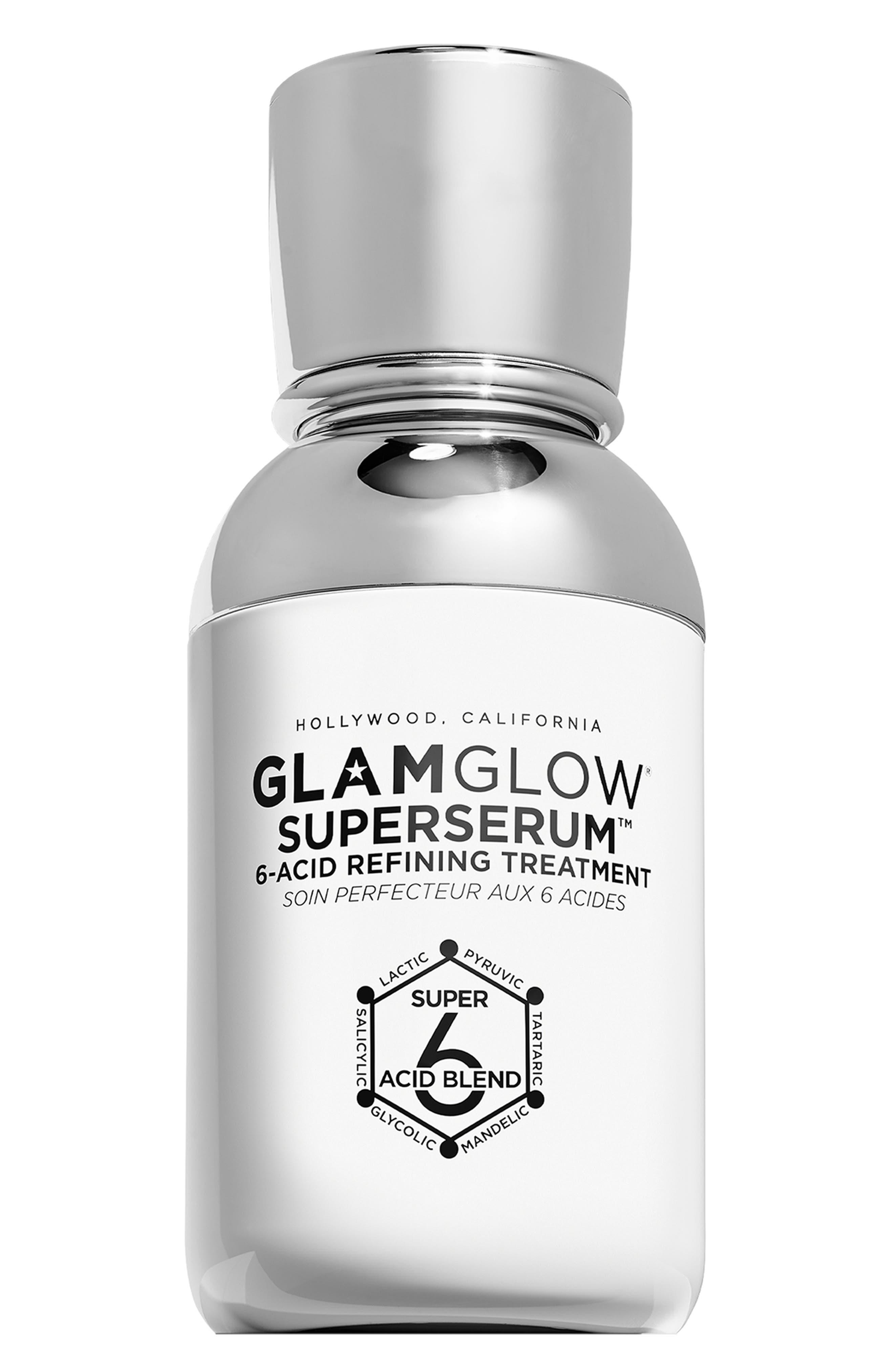 Glamglow Superserum(TM) 6-Acid Refining Treatment Serum