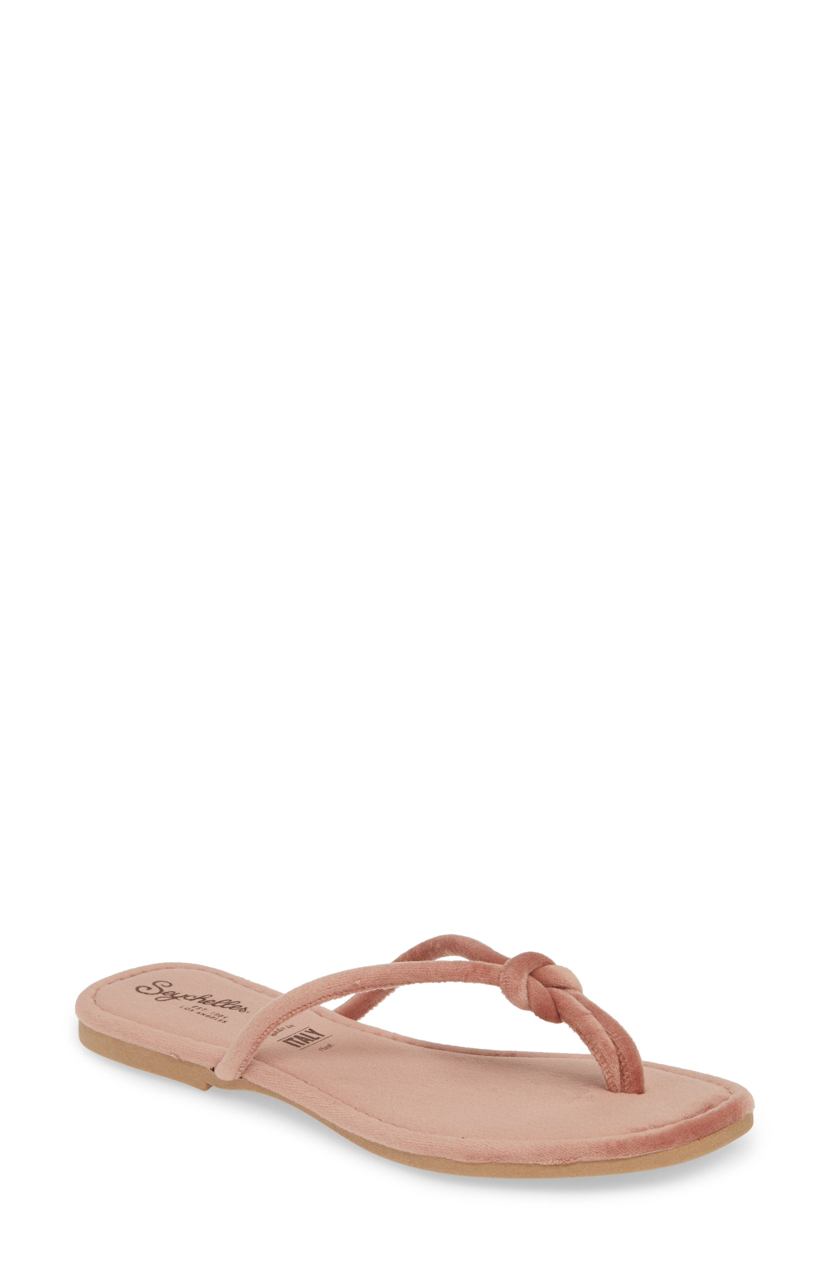 Seychelles Lifelong Flip Flop, Pink