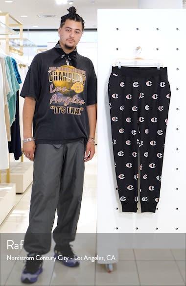 Life<sup>®</sup> Reverse Weave Logo Jogger Pants, sales video thumbnail