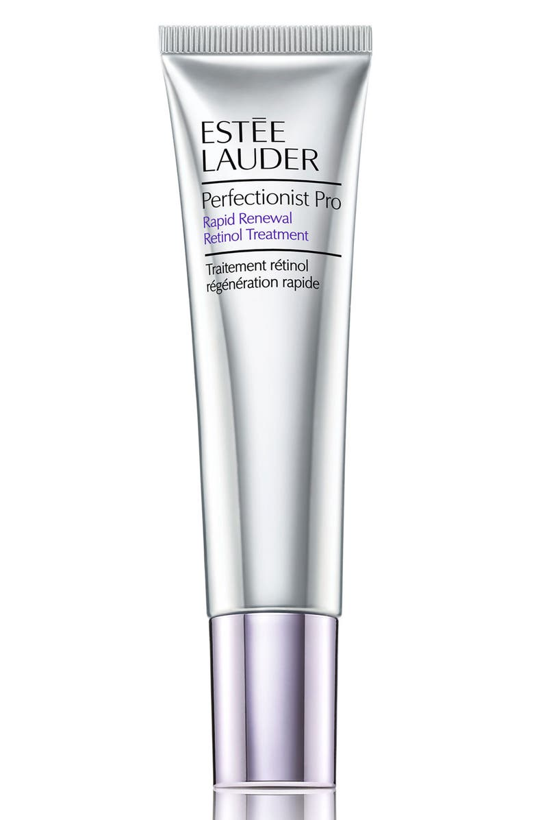ESTÉE LAUDER Perfectionist Pro Rapid Renewal Retinol Treatment Serum, Main, color, NO COLOR