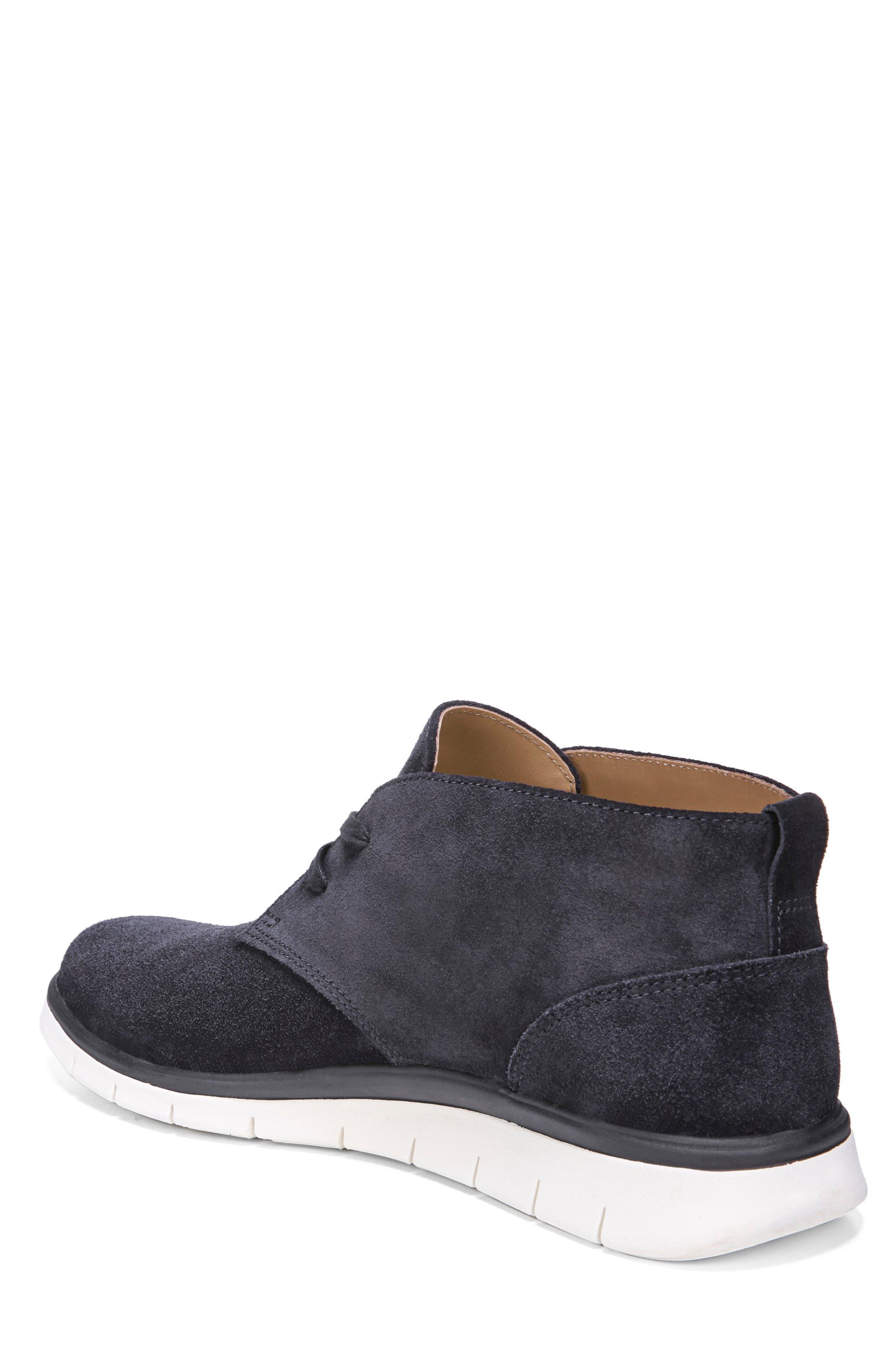 Vince Stapleton Leather Chukka Boot