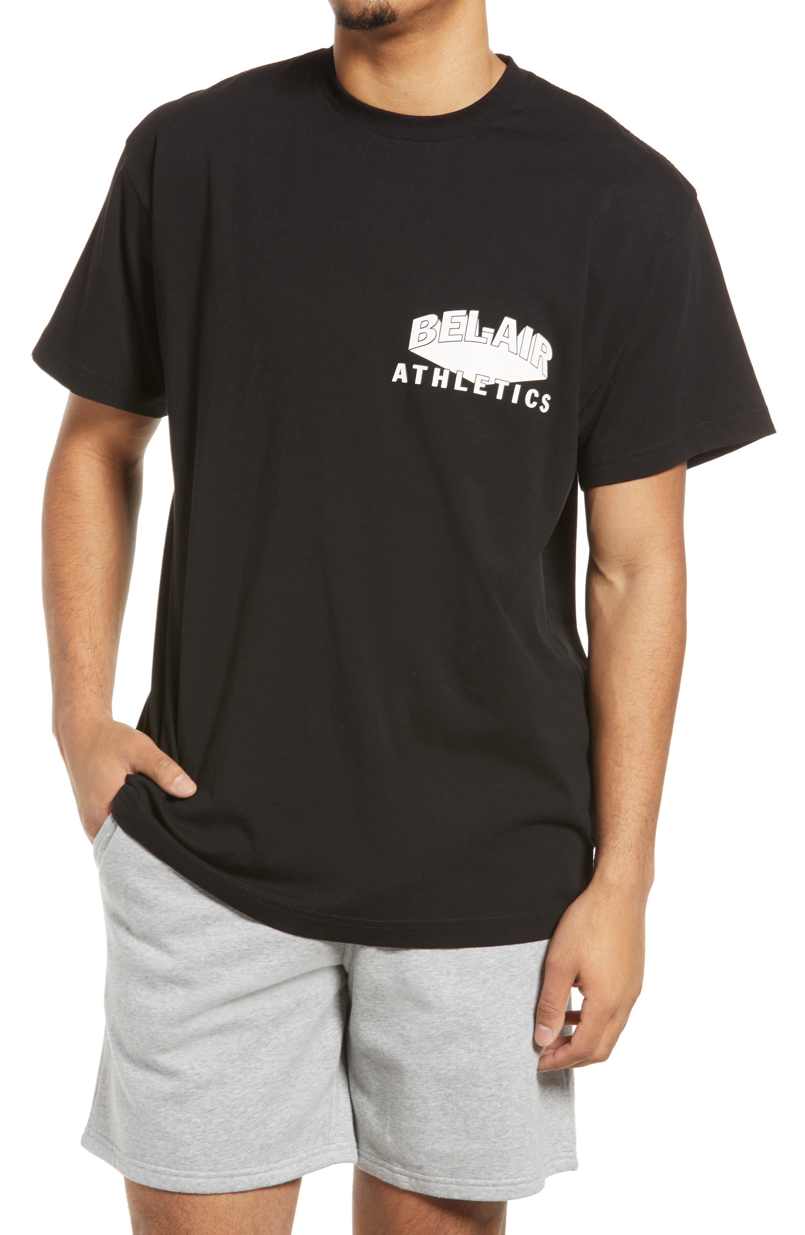Men's Arch Logo Graphic Tee