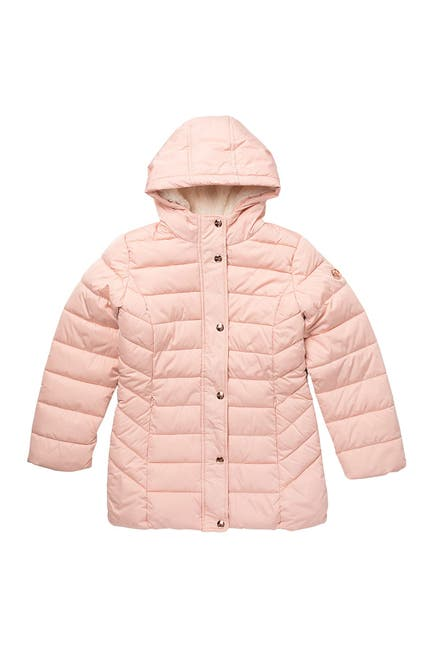 Image of Kensie Girl Long Puffer Jacket
