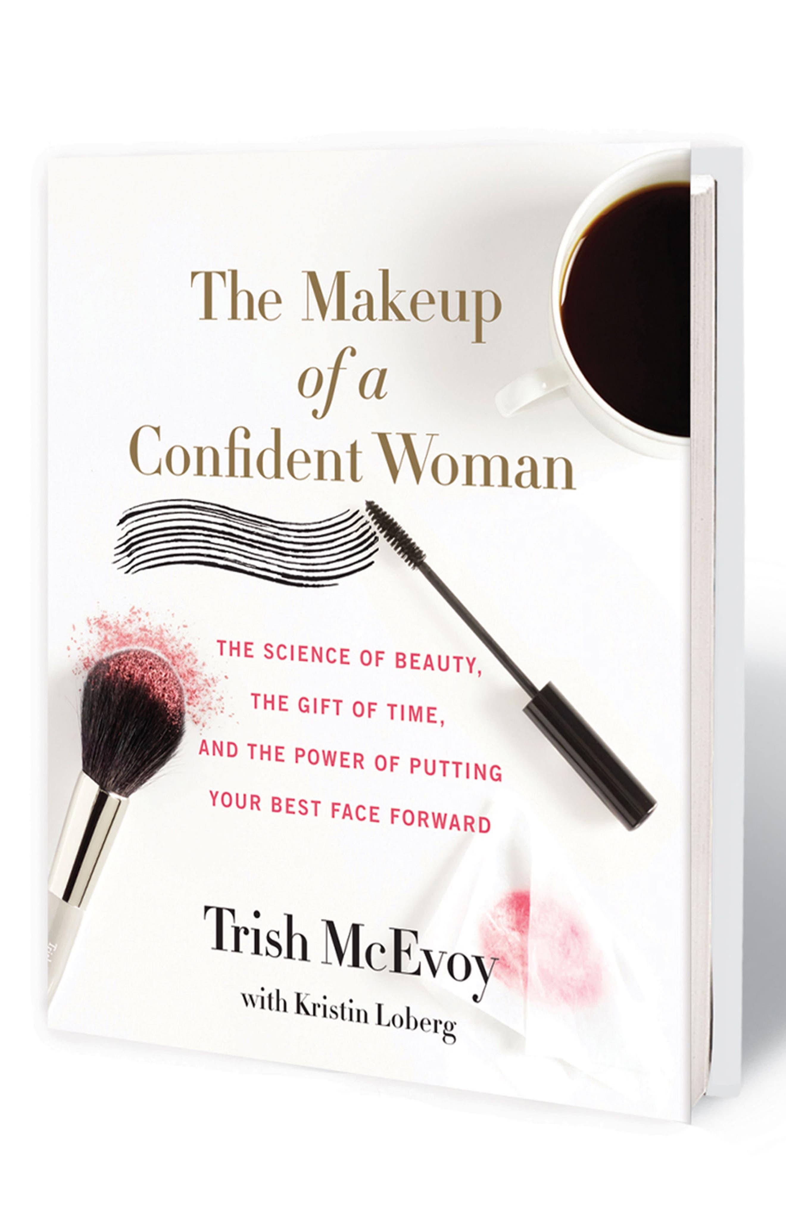 ,                             The Makeup of a Confident Woman Book,                             Main thumbnail 1, color,                             NO COLOR