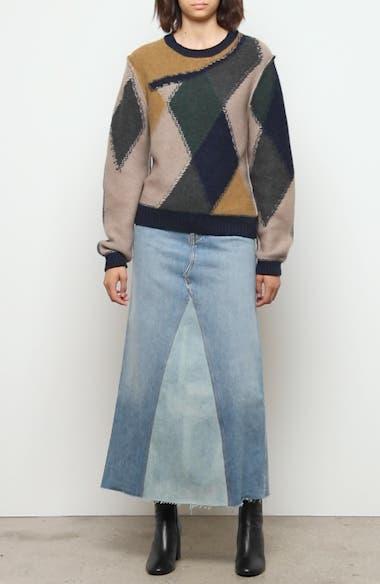 Erique Argyle Cashmere Sweater, video thumbnail