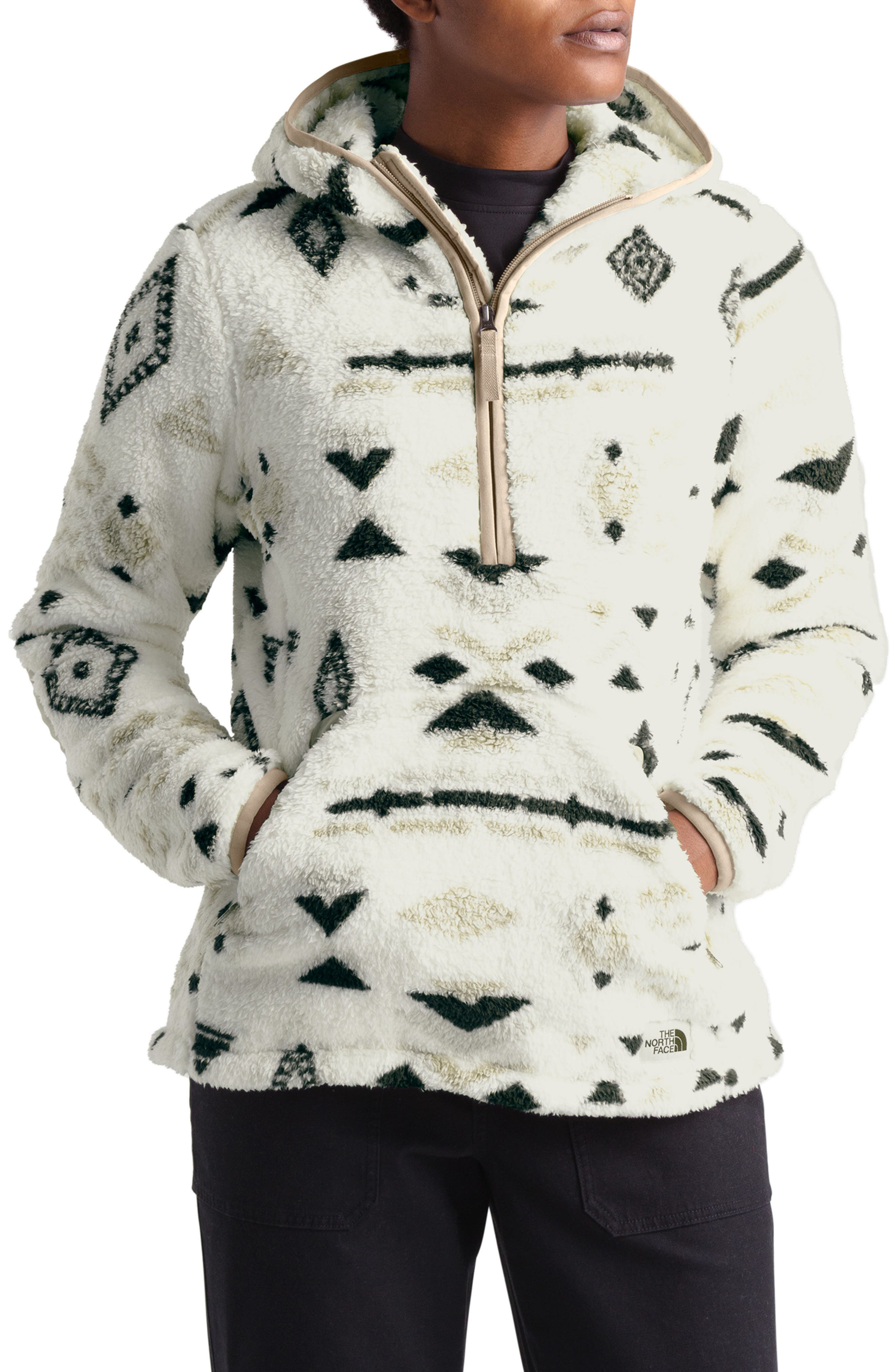 The North Face Campshire High Pile Fleece Pullover Hoodie