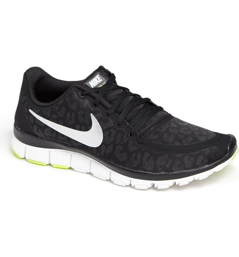 NIKE 'Free 5.0 V4' Running Shoe, Main, color, 008
