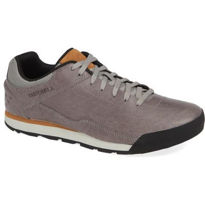 Merrell Burnt Rock Sneaker, Grey