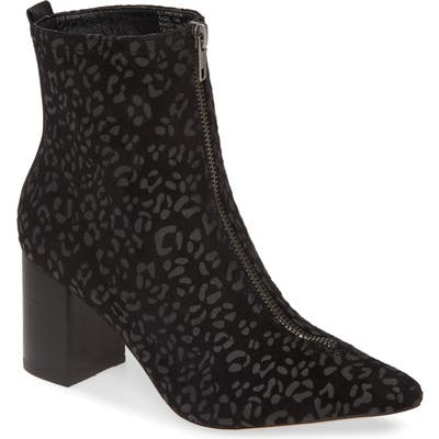 Coconuts By Matisse Clarissa Zip Pointed Toe Boot, Black