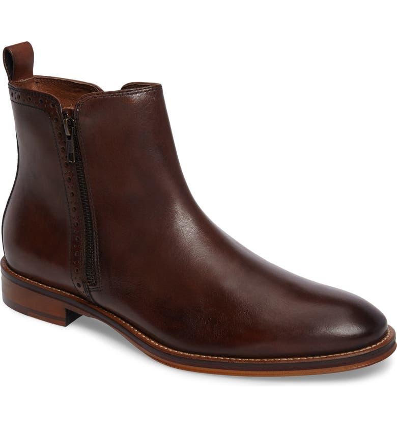 JOHNSTON & MURPHY Conard Boot, Main, color, 206