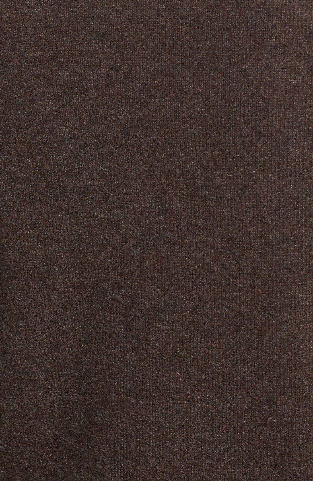 ,                             Cashmere V-Neck Sweater,                             Alternate thumbnail 18, color,                             200