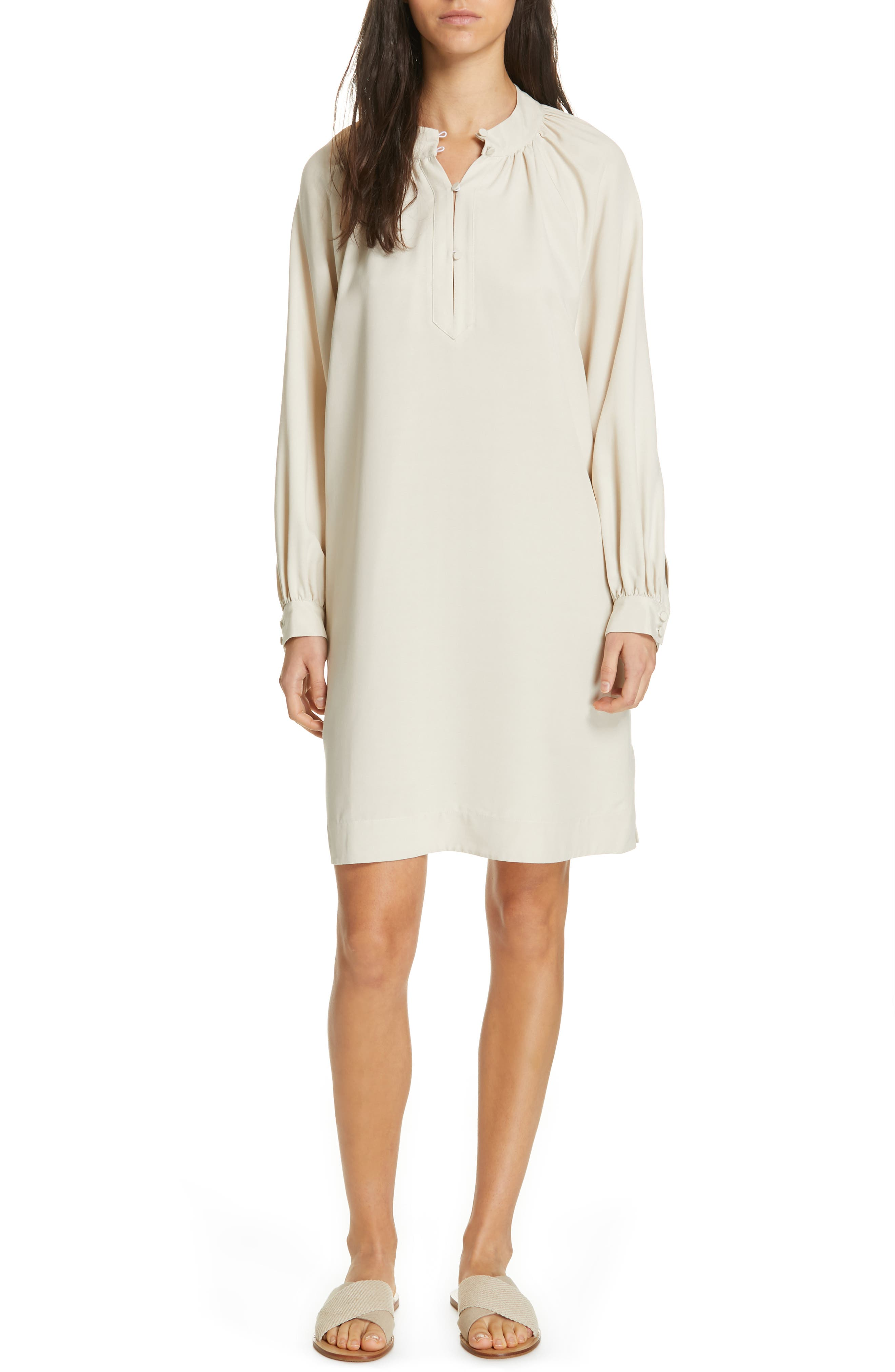 Rodebjer Andriana Dress, Beige