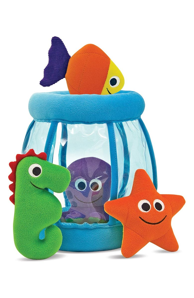 MELISSA & DOUG 'Fishbowl Fill & Spill' Game, Main, color, 960