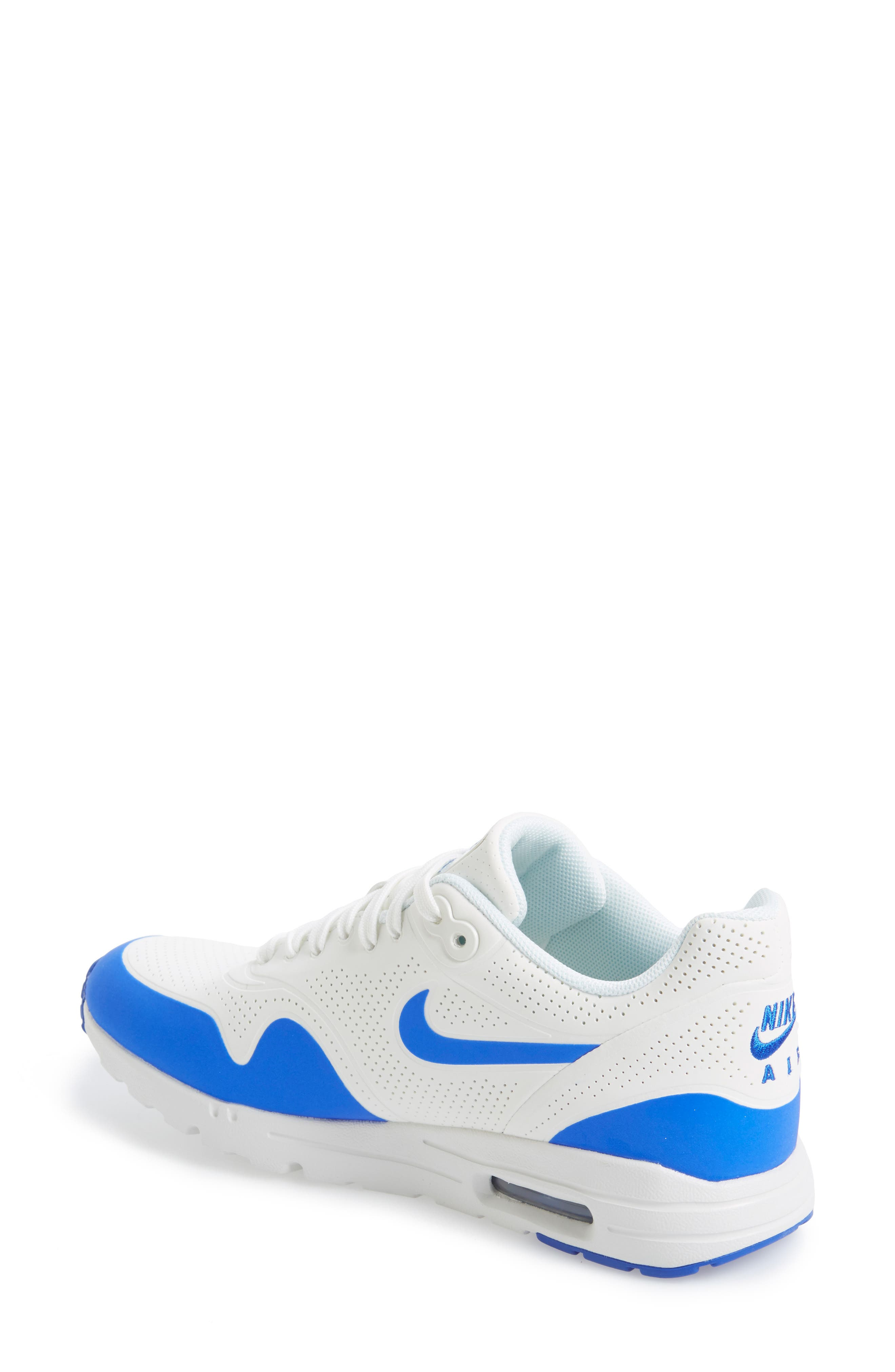 ,                             'Air Max 1 - Ultra Moire' Sneaker,                             Alternate thumbnail 27, color,                             100