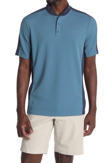 Image of Oakley Varsity Collar Pique Polo