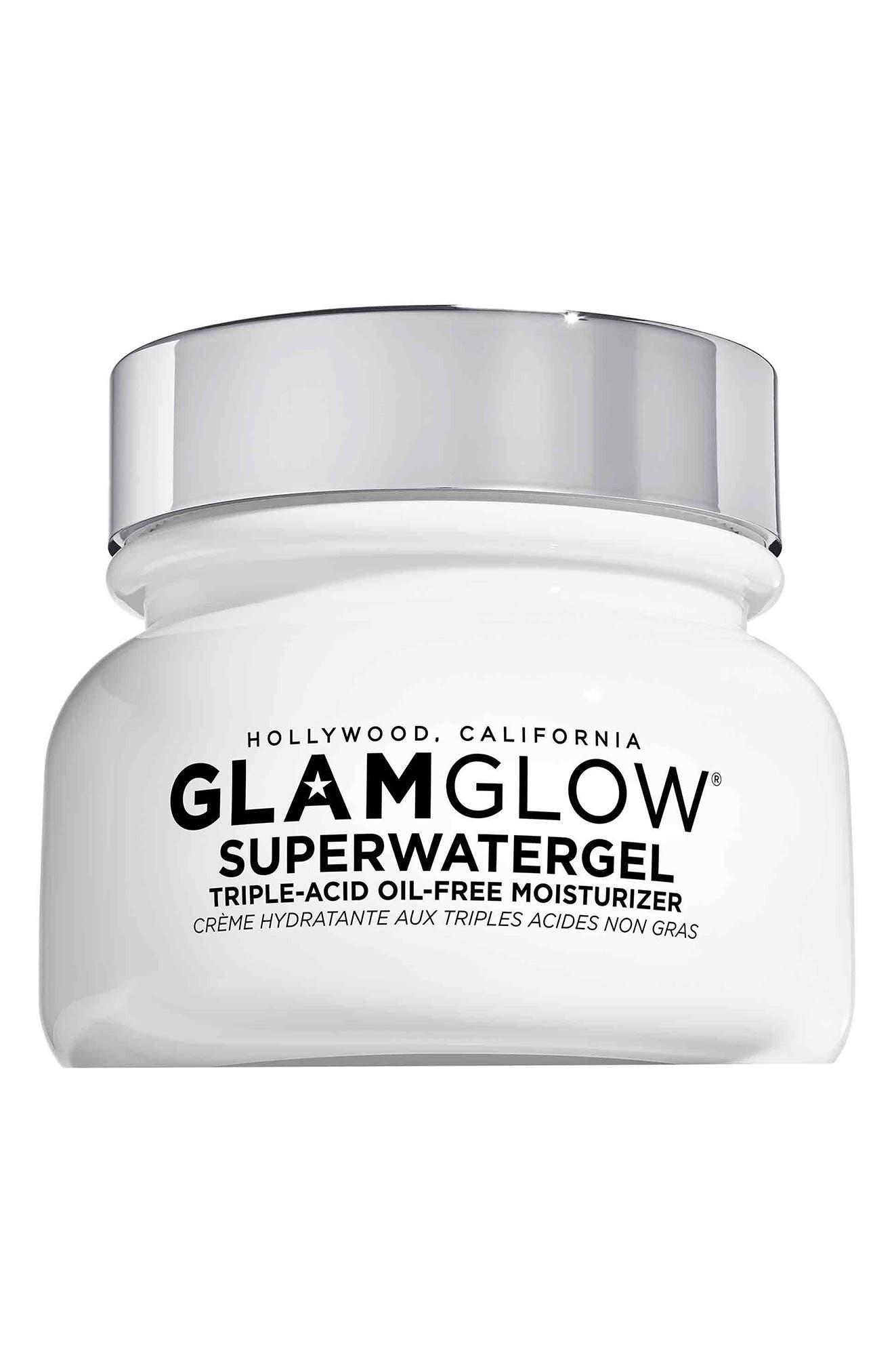 Glamglow Superwatergel Triple-Acid Oil-Free Moisturizer