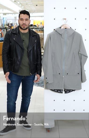 The Brockton Waterproof Raincoat, sales video thumbnail
