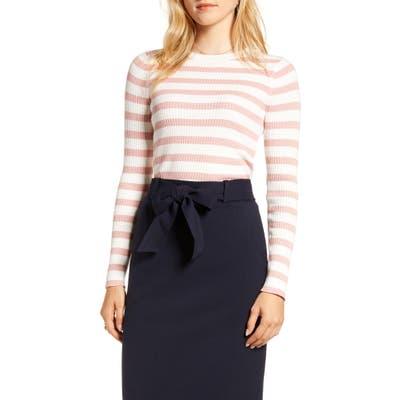 Petite 1901 Long Pencil Skirt, Blue