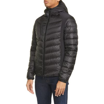 Moncler Deffeyes Down Jacket, Black