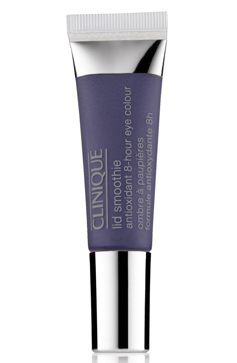 CLINIQUE 'Lid Smoothie' Antioxidant 8-Hour Eye Colour, Main, color, LICK-ORICE