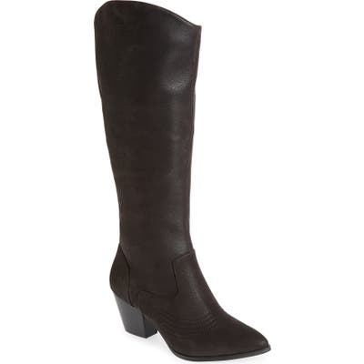 Bella Vita Evelyn Ii Knee High Boot, Grey