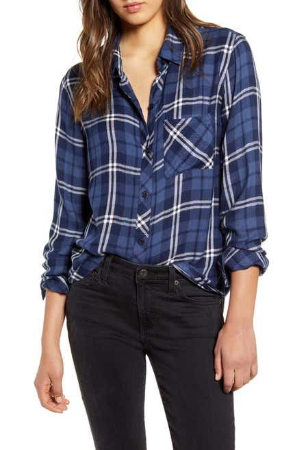 rails plaid on sale nordstrom