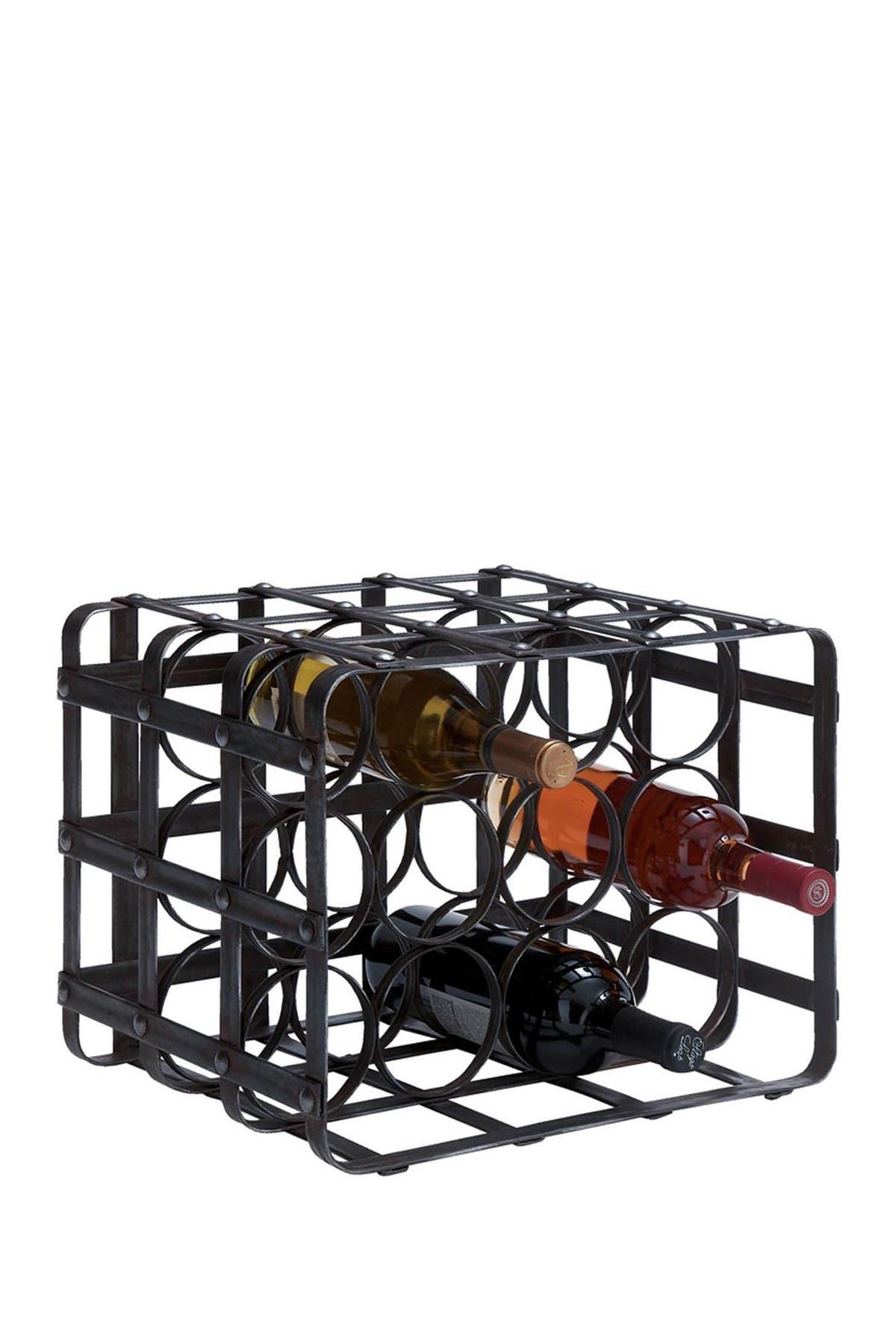 Willow Row Metal Wine Rack at Nordstrom Rack