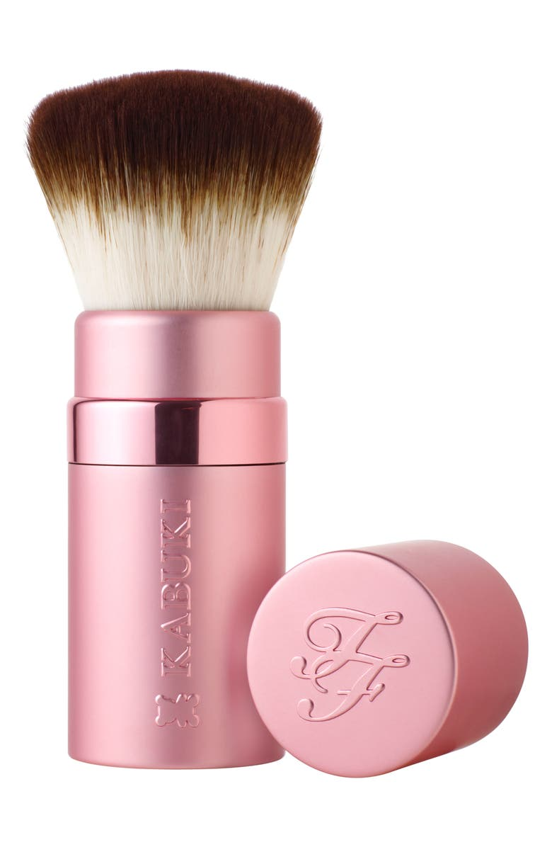 TOO FACED Retractable Kabuki Brush, Main, color, 000